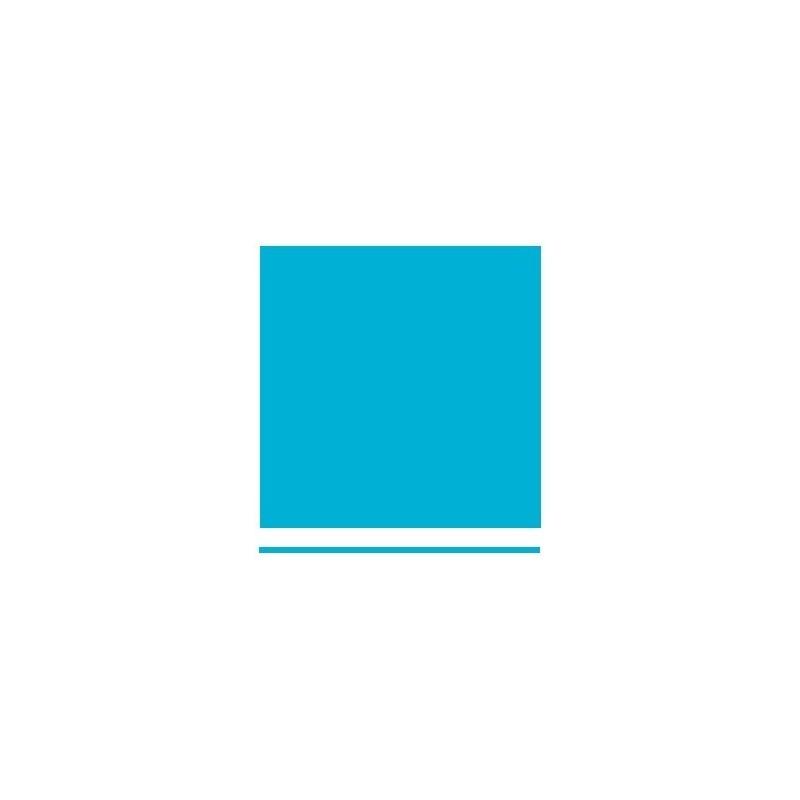 Bleu ciel 5mm - 70x100cm