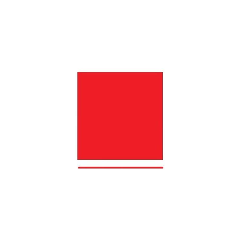 Rouge 5mm - 70x100cm
