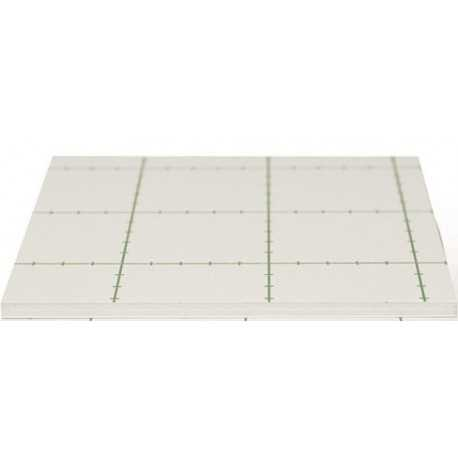 Carton mousse Autocollant DOUBLE FACE 5mm - 100x140cm